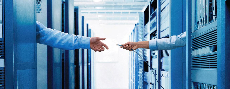 Хранение данных и обслуживание серверов
